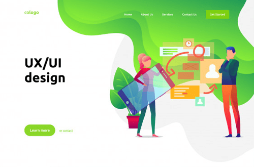 سئو سایت و UI/UX