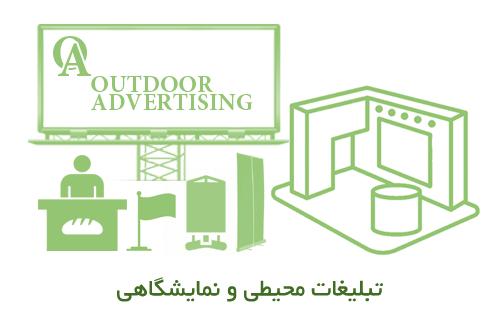 تبلیغات محیطی و نمایشگاهی